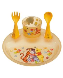 Set de vaisselle 'Fun puzzle' Winnie