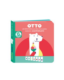 Les émotions avec Otto, l'ours polaire
