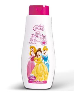 Douche et Bain surgras Princesses