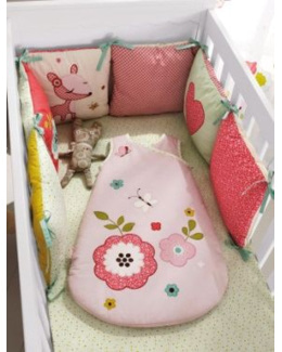 Tour de lit Minilabo modulable bebe