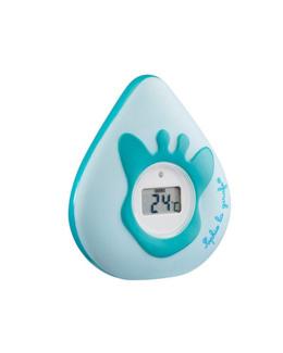 Thermomètre de bain bébé et d'ambiance digital Sophie la girafe