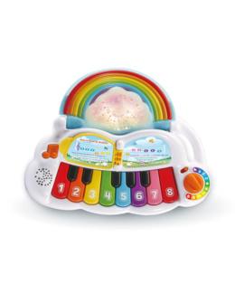 Piano arc en ciel Lumi magique