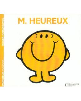 Livre Monsieur Heureux