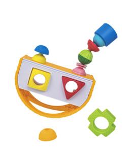 Boîte à formes et jeu de balance 9 pièces