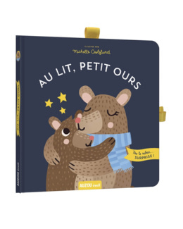 Livre Au lit, petit ours !
