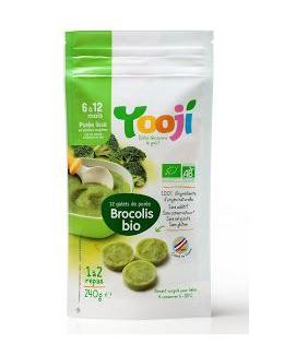 Purée Brocolis Bio