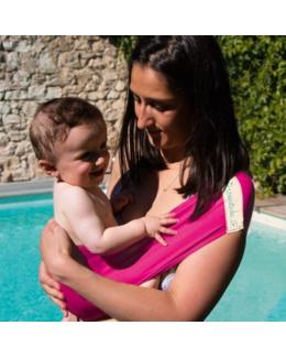 Porte-bébé d'appoint aquatique Aquabulle