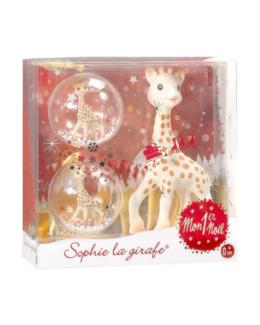 Coffret Mon 1er Noël Sophie la girafe