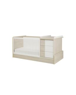 Sacha lit compact bébé 70x140