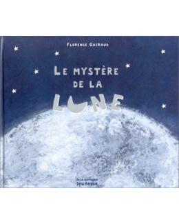 Livre Le Mystère de la Lune