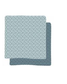 Set de 2 langes Happy Dots (70 x 70 cm)
