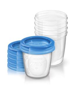 Pots de conservation 180 ml et couvercles