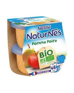 Naturnes Bio Pomme Poire