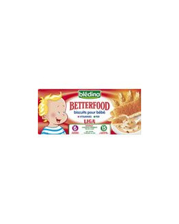 BISCUITS Betterfood 175 g dès 6 mois