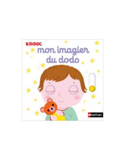 Livre Mon imagier du dodo - Kididoc