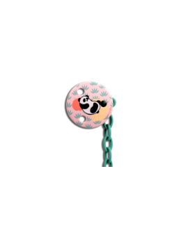 Attache-sucette Collection Panda Total Look Physio