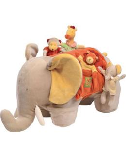 Elephant d'activités les Loustics
