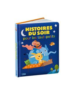 Livre Histoires du soir pour les tout-petits