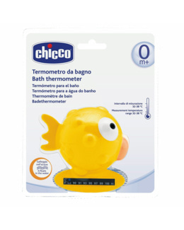 Indicateur de température bain