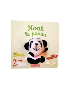 Livre Noah le panda