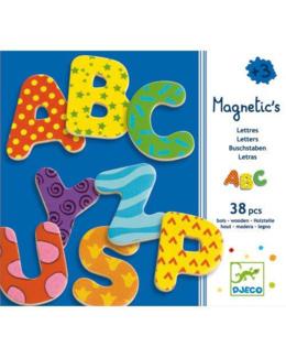 38 lettres fantaisie Magnetic's