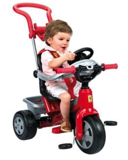 Tricycle Ferrari