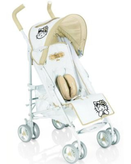 Poussette canne Diva Hello Kitty