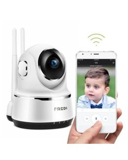 Babyphone panoramique 720P - Fredi
