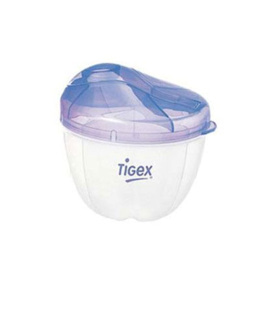 Boîte dose poudre de lait 4 compartiments