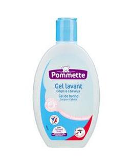 Gel lavant corps et cheveux