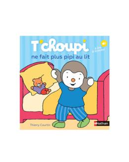 Livre T'Choupi ne fait plus pipi au lit