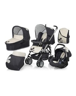 Poussette combinée Condor All in One