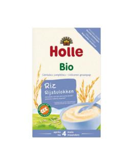 Bouillie de crème de riz bio