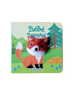 Livre Bébé renard