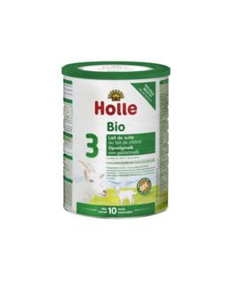 Lait de suite 3 au lait de chèvre bio