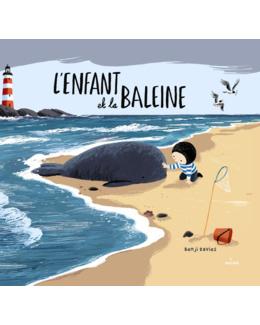 Livre L'enfant et la baleine