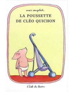 La poussette de Cléo Quichon