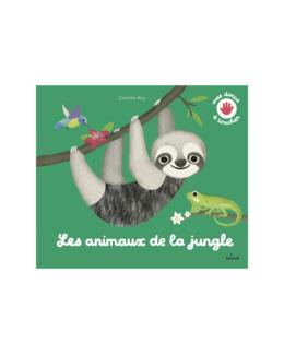Livre Les animaux de la jungle