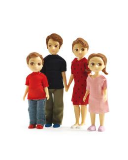 Figurines Famille - Thomas et Marion