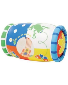 Baby Roule gonflable et musical