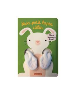 Livre Mon petit lapin câlin