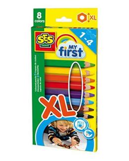 Crayons de couleurs My First