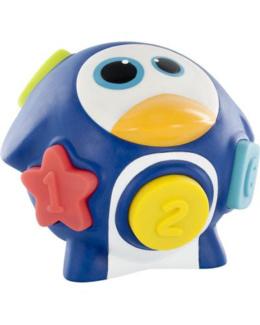 Jouet de bain Pingouin trieur de formes