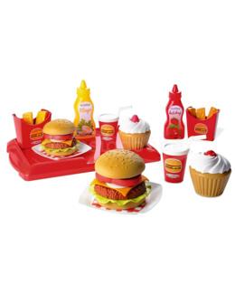Set Hamburger