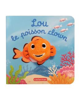 Livre Lou, le poisson clown