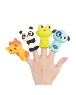 Marionnettes à doigts de bain