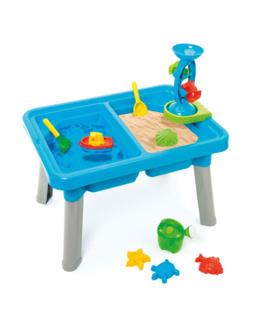 Table sable et eau Explorbul