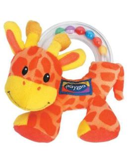 Girafe hochet