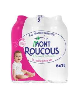 Eau minérale Mont Roucous