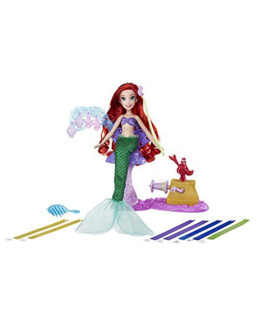 Ariel Coiffure Créations - Disney Princesses
